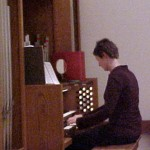 Missy Johnson, Organist