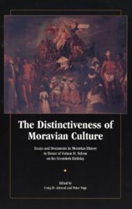 Distinctiveness of Moravian Culture