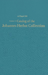 Johannes Herbst Collection