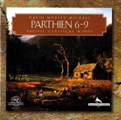 Parthien 6-9 David Moritz Michael (1751-1827)