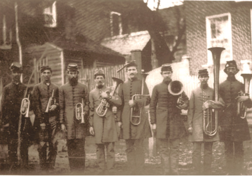 26th NC Regiment Band