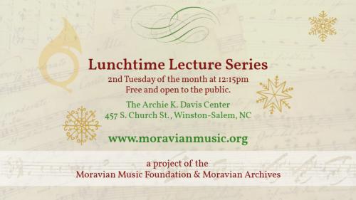 Moravian Music Timeline Video