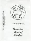 Selections from the Moravian Book of Worship – Cassette Tape Only